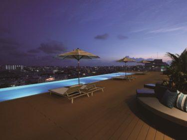 ノボテル沖縄那覇   国内で唯一のフランス ノボテルブランドのホテル