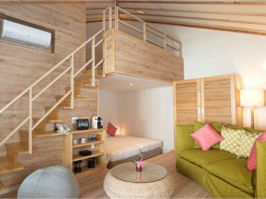 沖縄県  プライベート空間が人気  ヴィラタイプのホテルランキング